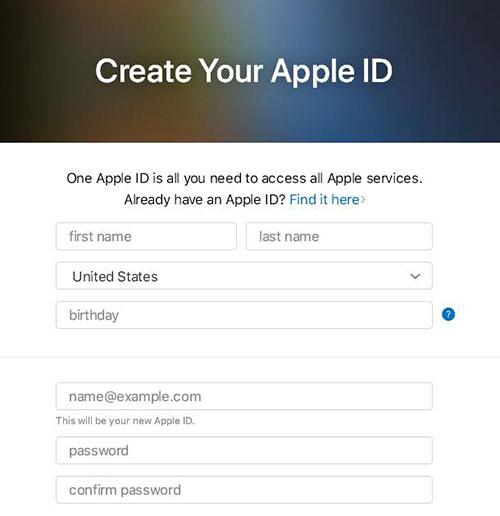 手把手教你注册美国区 App Store 账号