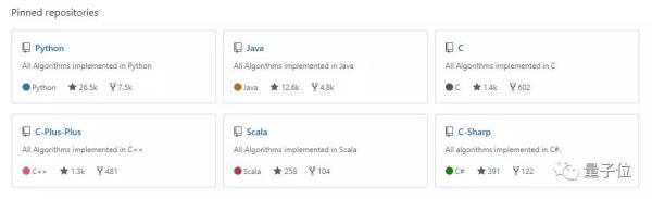 GitHub标星2.6万!Python算法新手入门大全