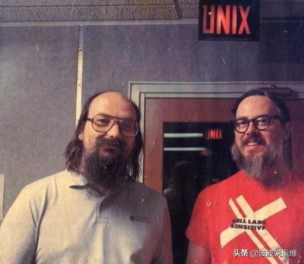 Linux系统的前世今生--四位天才级大师